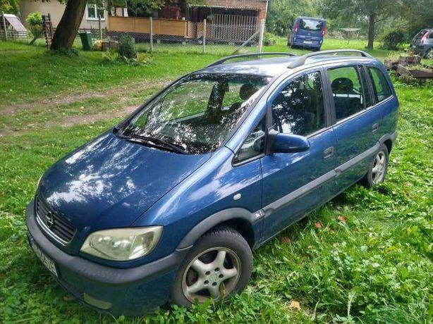 Sprzedam Opel Zafira 1.8 Benzyna + Gaz