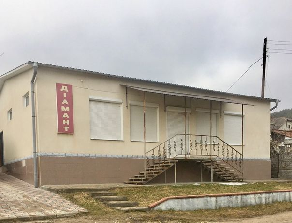 Магазин/будинок