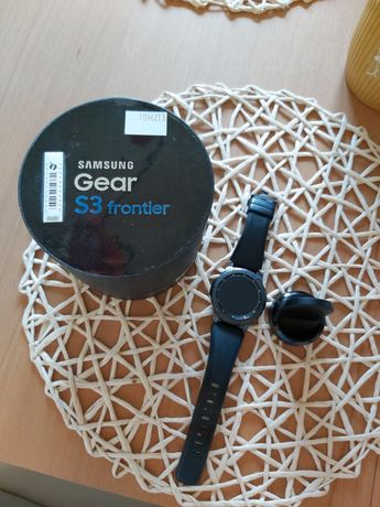 Sprzedam smartwatch Samsung gwar S3 Frontier
