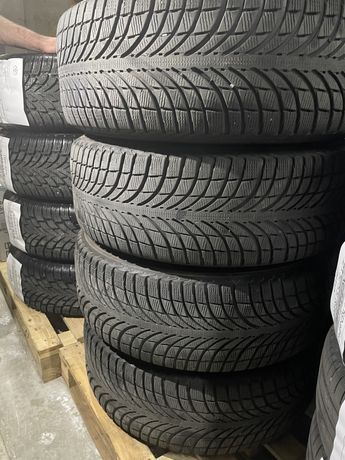 Зимова шина бу 255/60 R18 Michelin Latitude Alpin (4колеса)