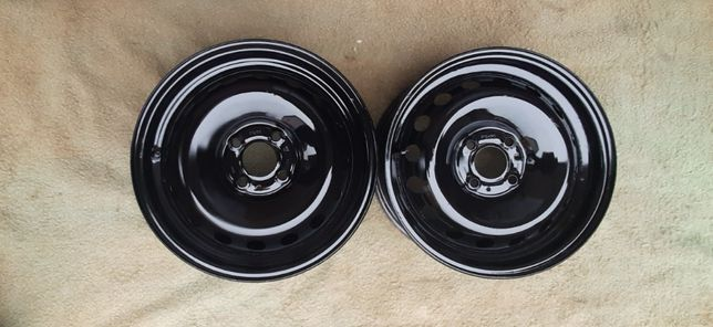 Диски стальные Renault R15 5.5 J 4×100 ET43 Dia 60.1мм