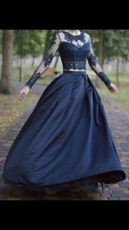 Продам випускну сукню шиту на замовлення!!!