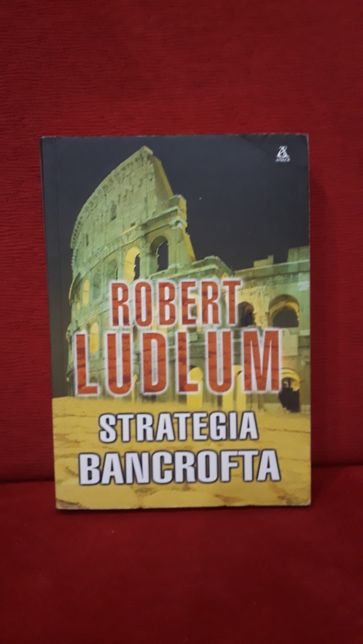 Strategia Bancrofta Robert Ludlum