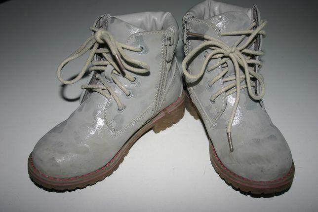 Buty dla dziewczynki r. 29