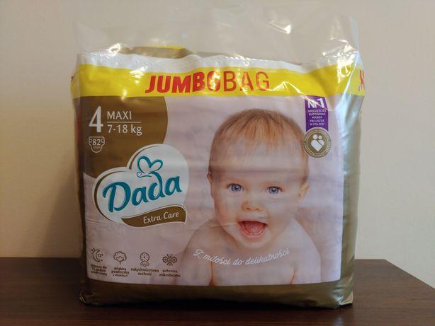 Pieluchy Dada 4 82 szt. pieluszki papmpersy