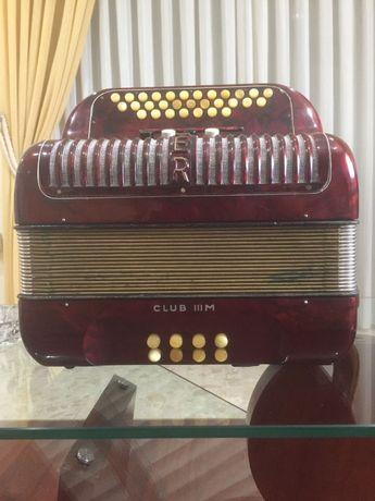 Concertina Hohner Club 3M