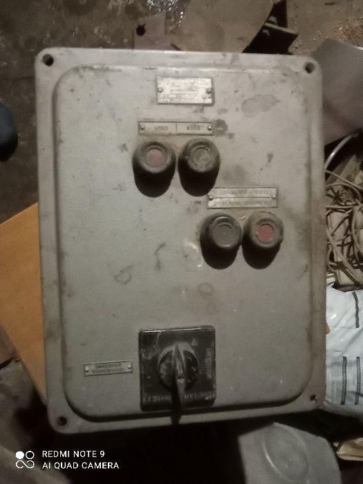 Амперметр, вольтметр, електричний шкаф керування, вимикачі та ін Горохов - изображение 1