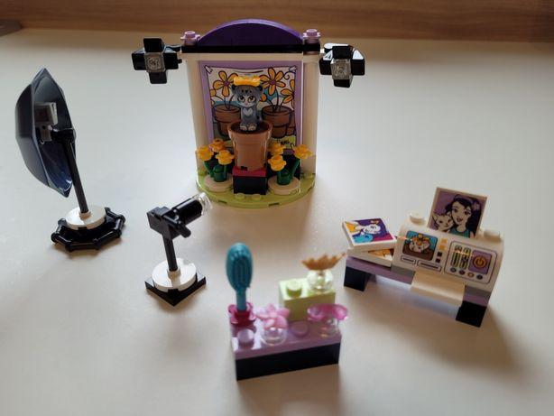 Klocki LEGO Friends 41305 Pracownia fotograficzna Emmy. Stan bdb
