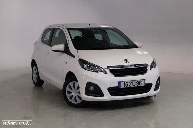 Peugeot 108 (108 1.0 VTi Active)