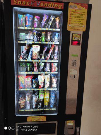Торговый снековый аппарат/автомат