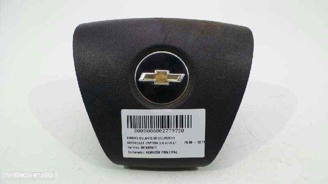 20TAB8511  Airbag do condutor CHEVROLET CAPTIVA (C100, C140) 2.0 D 4WD