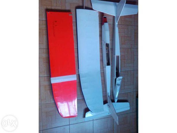 Barco planador rc