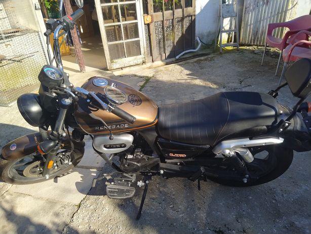 Moto 125 Renegade Sport