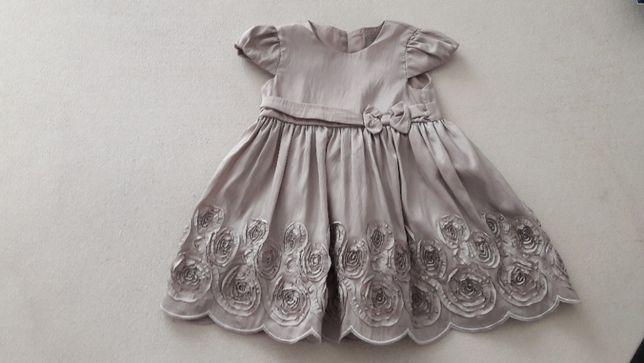 Sukienka elegancka, balowa na wesele