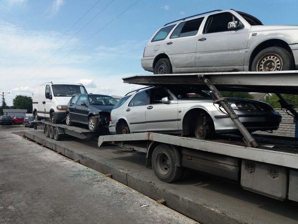 Złomowanie aut złomowanie auta skup aut Warszawa Mazowieckie
