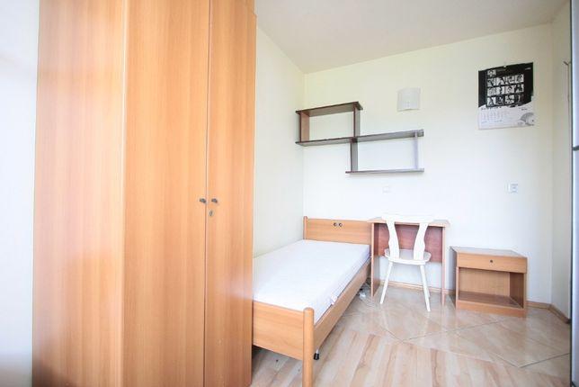 Pokój w mieszkaniu studenckim dla studenta - z internetem w cenie