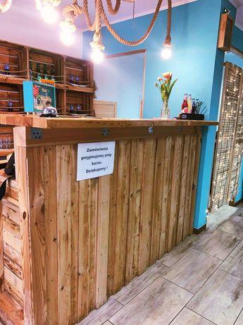 Bar drewniany idealny