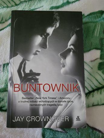 Buntownik. Jay Crownover