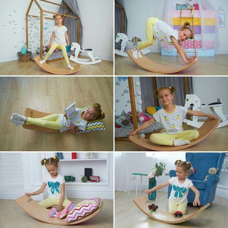Swaeyboard рокерборд дитячий свейборд балансборд розвиваюча іграшка