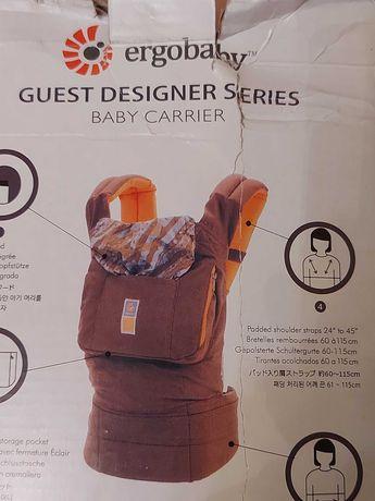 Эргономичный рюкзак Ergobaby