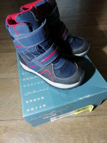 Зимние ботинки, сапожки geox 29 размер