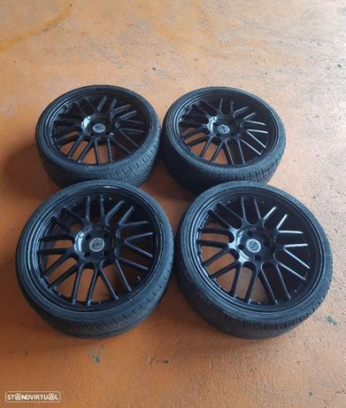 Jantes Mini R56 215/35 R18