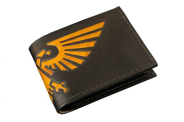 Portfel skórzany Warhammer 40k Aquila