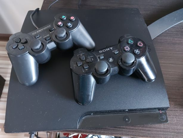 PlayStation 3 + Gry