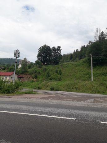 Земельна ділянка в Микуличині, біля Яремче