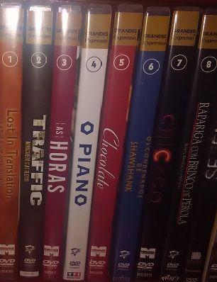Diversos filmes DVD (coleções e outros)