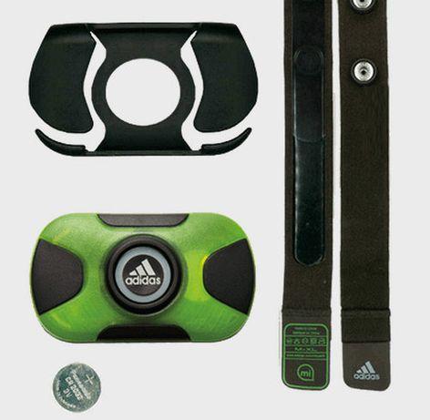 Нагрудный пульсометр для смартфона Adidas оригинал