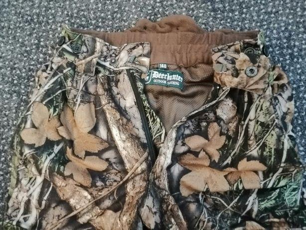 Deerhunter spodnie myśliwskie wędkarskie outdoor 140