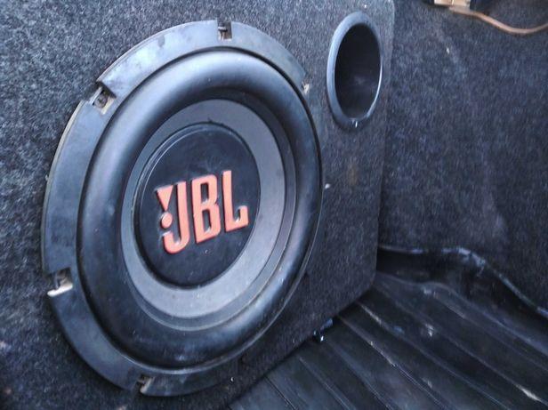Сабвуфер JBL + підсилювач MAC