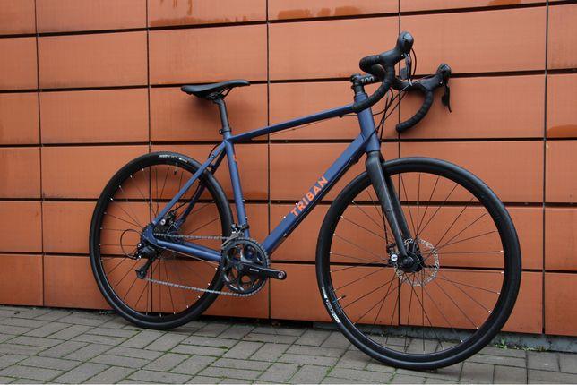 Велосипед Triban 120 гравел cube specialized scott cannondale gravel