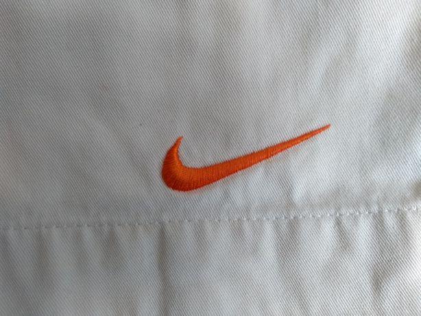 Spodenki białe Nike rozm. L