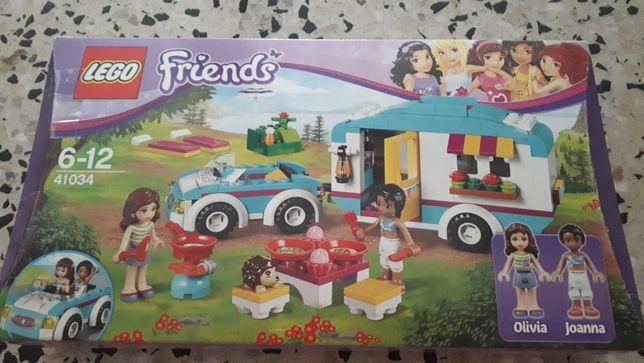 Lego Friends Wóz kempingowy 41034