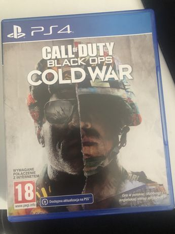 Call of duty Cold War pl ps4