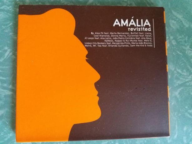 Amália revisited - Various