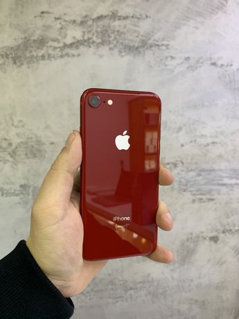 iPhone 8 64Gb Red Neverlock