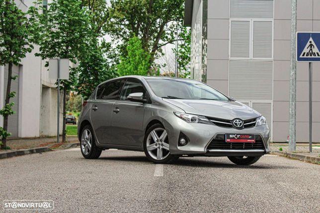 Toyota Auris EXCLUSIVE