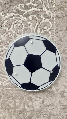 Светильник футбольный мяч