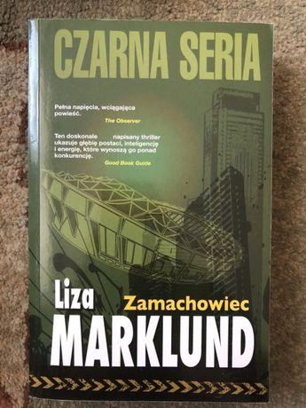 """""""Zamachowiec"""" Liza Marklund"""