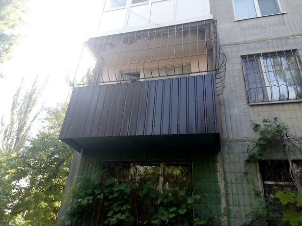 "Балкон ""под ключ"" в Кременчуге"