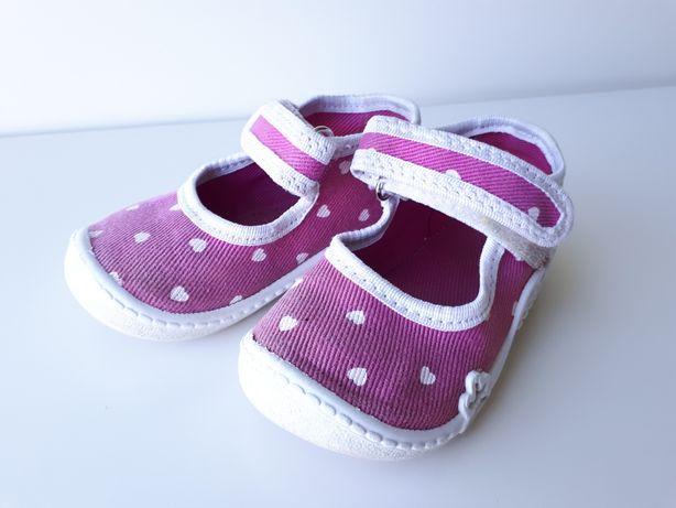 BUTY dla małej dziewczynki, buciki na wiosnę r. 22
