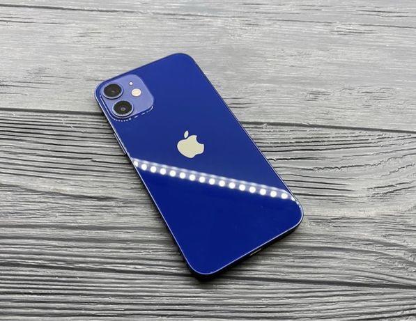 Iphone 12 mini 64 Blue neverlock АКБ 100% Идеал Гарантия 6мес