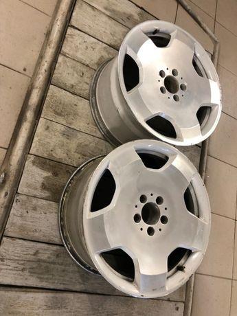 диски Mercedes-Benz 2шт оригинал Обмен