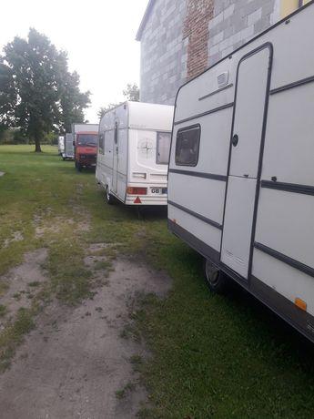 Miejsce parkingowe na prywatnej posesji