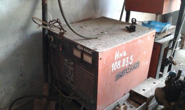 Продам выпрямитель сварочный ВДМ 6303С