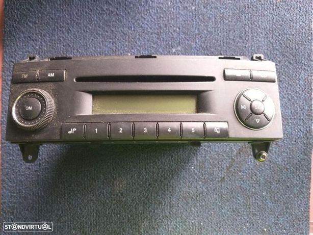 MERCEDES BENZ SPRINTER ELECTRICIDADE UNIDADE RADIO     A9068200886