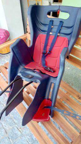 Cadeira Porta Crianças para Bicicleta como nova